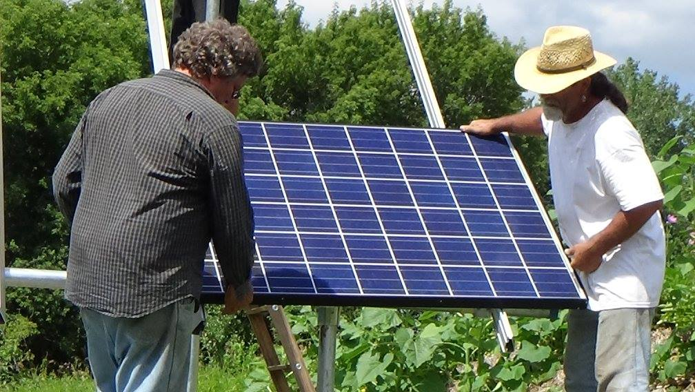 Largest Solar In Mn Co Op Land Mn Local Energy Project