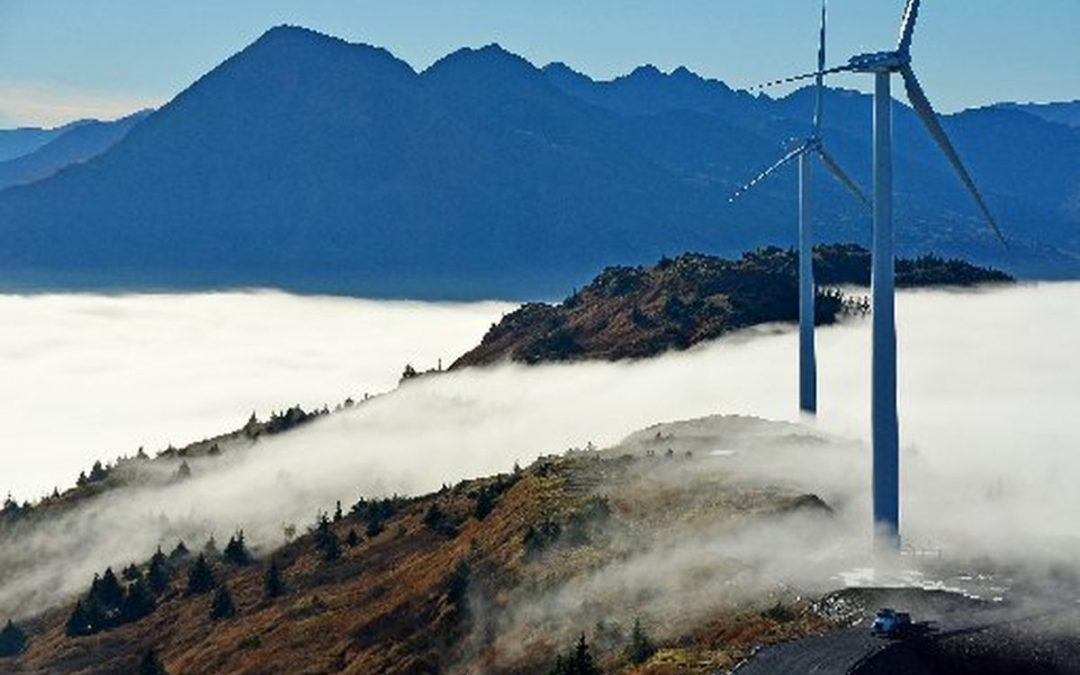 Alaskans save money, fight climate change with local energy